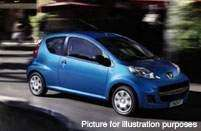 Brand New Peugeot 107 1.0 Urban Lite 3dr with No Road Tax Charge - £5,995 @ Robins & Day