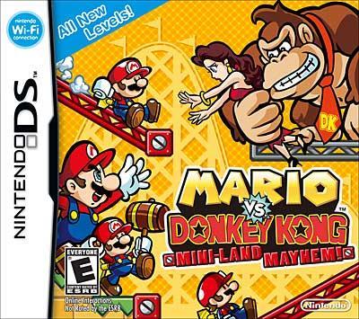 Mario vs. Donkey Kong: Mini-Land Mayhem (DS) - £11.96 @ Costco