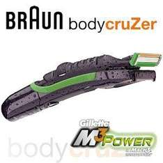 Braun Bodycruzer B30 Body Trimmer with Gillette Precision Razor - £13.95 @ IBOOD