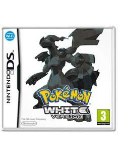 Pokemon White and Black at Game £18.48 with code GAME15