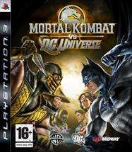 PS3 - Mortal Kombat Vs DC Universe £4 @ Tesco Entertainment