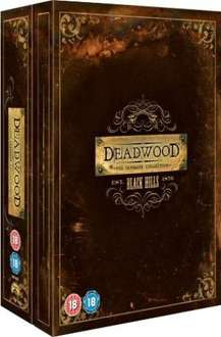 Deadwood: Complete Seasons 1-3 (DVD) (12 Disc) - £25.99 Delivered @ Sainsburys Entertainment