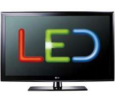 """LG 42LE4500 Ultra Slim 42"""" Full HD LED TV - £379.05 Delivered (with code) @ PC World"""