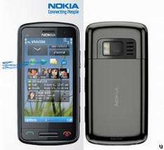 Nokia C6-01, 24 Month Contract - £10.50 per month @ O2