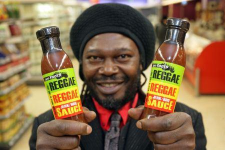 Levi Roots Reggae Reggae Jerk BBQ Sauce (310g) £1 @Sainsbury's