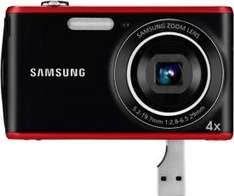 Samsung PL90 12MP, 28mm wide angle, 4 x Opt.zoom,ISO 80-3200, Black and Red £59.99 + £5 voucher @ Argos