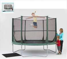 Plum Products 10ft Trampoline and Enclosure - £99.97 + £8.95 Delivery @ Argos