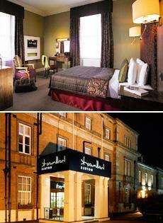 4-Star Derbyshire Break with Meals & Alton Towers Tickets - £89 @ Travel Zoo UK