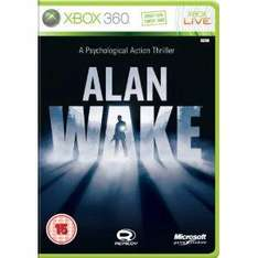 Alan Wake (Xbox 360) £7.70 + £2.03 Postage @ Amazon Sold by The Game Collection