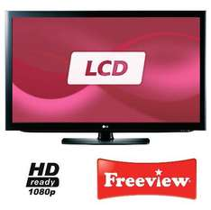 """LG 32LD450 - 32"""" Widescreen Full HD 1080p LCD TV with Freeview - £249 @ Tesco Direct"""