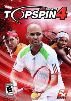 Top Spin 4 (Xbox 360) - £18.48 (with code) @ Game