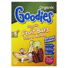 Organix Goodies Fruit Bars - £1.50 @ Asda