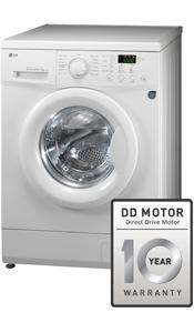 LG 7kg Direct Drive F1256QD Washing Machine £279.00 + delivery @ Empire Direct