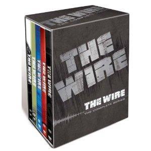 The Wire: Complete HBO Season 1-5 (DVD) - £44.99 @ Amazon