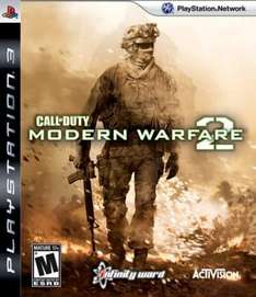 Call of Duty: Modern Warfare 2 (PS3 & Xbox 360) (Pre-owned) - Only £7.99 @ Game