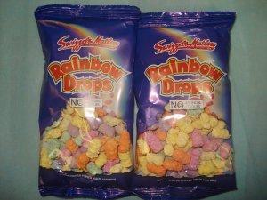 Rainbow drops big 80g bag 69p BOGOF @ Poundstretcher