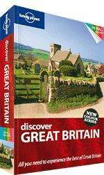 Discover Great Britain Travel Guide - £7.75 (with code) @ Lonely Planet