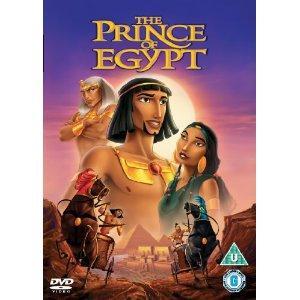 The Prince of Egypt (DVD) - £2.99 @ Amazon & Play