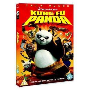 Kung Fu Panda (DVD) - £3.99 @ Amazon