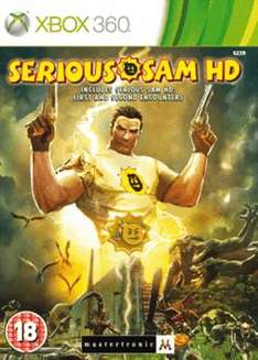 Serious Sam HD: 1st & 2nd Encounters (Xbox 360) - £13.98 @ Gamestation