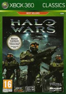 Halo Wars + DLC (360) £5 Pre-Owned @ GAME