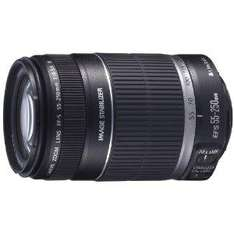 Canon EF-S 55-250mm f/4-5.6 IS Telephoto Zoom AF Lens for Selected Digital SLR - Now £163.65 @ Amazon