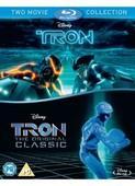 Tron / Tron Legacy - Double Pack (Blu-ray) - £17.99 Sainsburys Entertainment