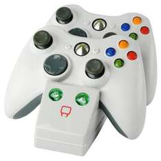 Xbox 360 Venom Charge Dock (White) - £8.70 @ Tesco Direct