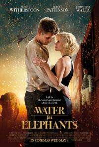 Free Screening - Water for Elephants - TONIGHT - Thursday 28th 6.30pm @ Show Film First
