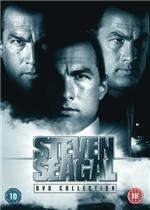 The Steven Seagal Legacy Collection: Executive Decision / Exit Wounds / Fire Down Below / Nico / Out For Justice / The Glimmer Man / Under Seige / Under Seige 2 (DVD) (8 Disc) - £7.99 Delivered @ DVD Source