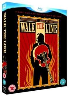 Walk the Line (Blu-ray) - £6.79 (with code) @ Play