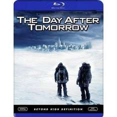 Day After Tomorrow (Blu Ray) £7.60 (with code) at Play
