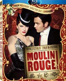 Moulin Rouge (Blu-ray) - £8.80 (with code) @ Play