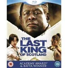 The Last King of Scotland (Blu-ray) - £6.39 (with code) @ Play