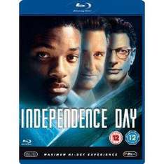 Independence Day (Blu-ray) - £7.99 (with code) @ Play