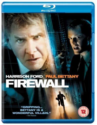 Firewall (Blu-ray) - £4.85 @ Zavvi & The Hut