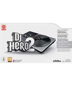 DJ Hero 2 with Turntable (Xbox 360) (PS3) (Wii) - £29.99 @ Argos
