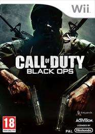 Call of Duty: Black Ops (Wii) - £15 Delivered @ Tesco Entertainment