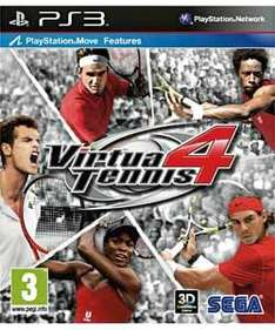 Virtua Tennis 4 (Xbox 360) (PS3) - £29.99 @ Argos