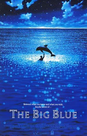 The Big Blue (Blu-ray) - £3.99 @ DVD.co.uk
