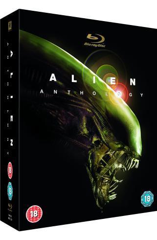 Alien Anthology Box Set (Blu-ray) (6 Disc) - £23.19 @ Play