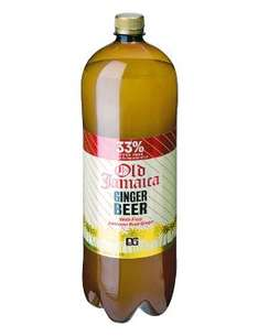 Old Jamaica Ginger Beer - 1.5 litre + 33% Extra Free 79p at Lidl