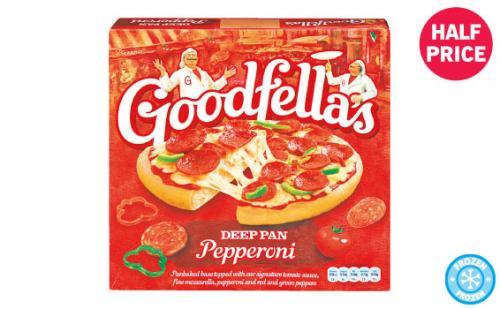 Goodfella's Deep Pan Pizza 99p @ Lidl