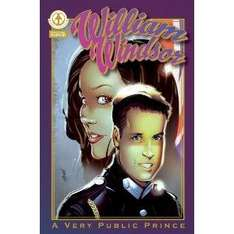 William Windsor: Very Public Prince Signed Comic - £2.65 @ Forbidden Planet