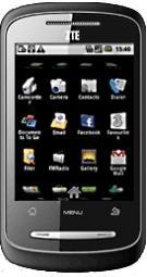 ZTE - 3G Racer Mobile Phone (PAYG) - £44.99 Delivered @ eBay Currys/PC World Outlet