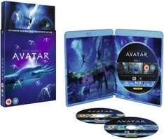 James Cameron's Avatar: Extended Collector's Edition (3 Discs) (Blu-ray) - £12.19 (using code) @ Price Minister sold by baseuk