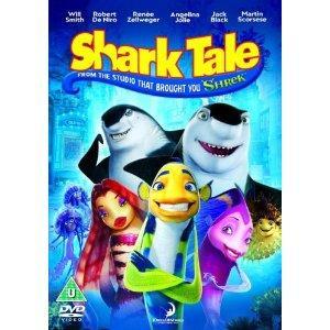 Shark Tale (DVD) - £3.29 @ Amazon