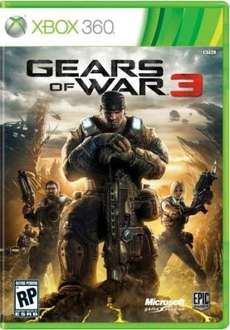 Gears of War 3 (xbox 360) Pre-order only £25.85 at the hut.