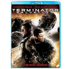 Terminator Salvation: Extended Cut (Blu-ray) - £5.99 Delivered @ Amazon UK