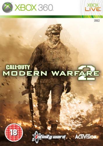 Call of Duty: Modern Warfare 2 (360) £7.99 Pre-Owned @ GAME